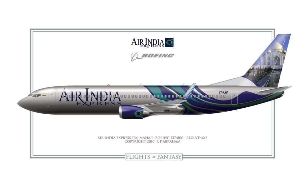 Air India Express B737