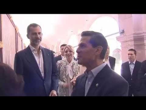 SS.MM. los Reyes, en la ciudad mexicana de Zacatecas - YouTube