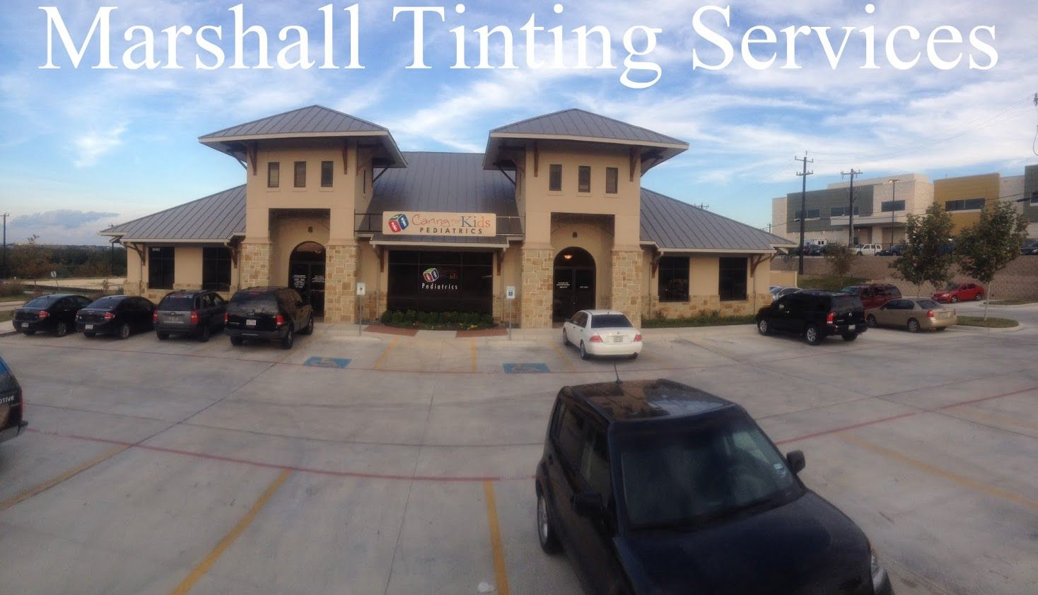 Texas Glass Tinting Commercial Residential Window Tinting San