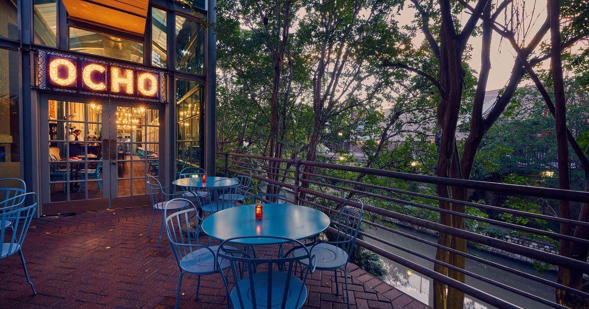 The best outdoor restaurants and bars in san antonio san