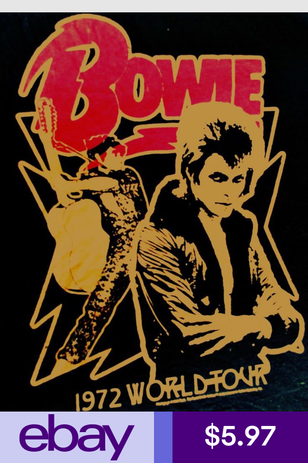 Art Posters Art ebay Bowie art, Concert posters, Music