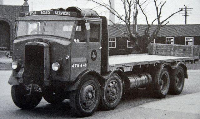 1936 Leyland Octopus