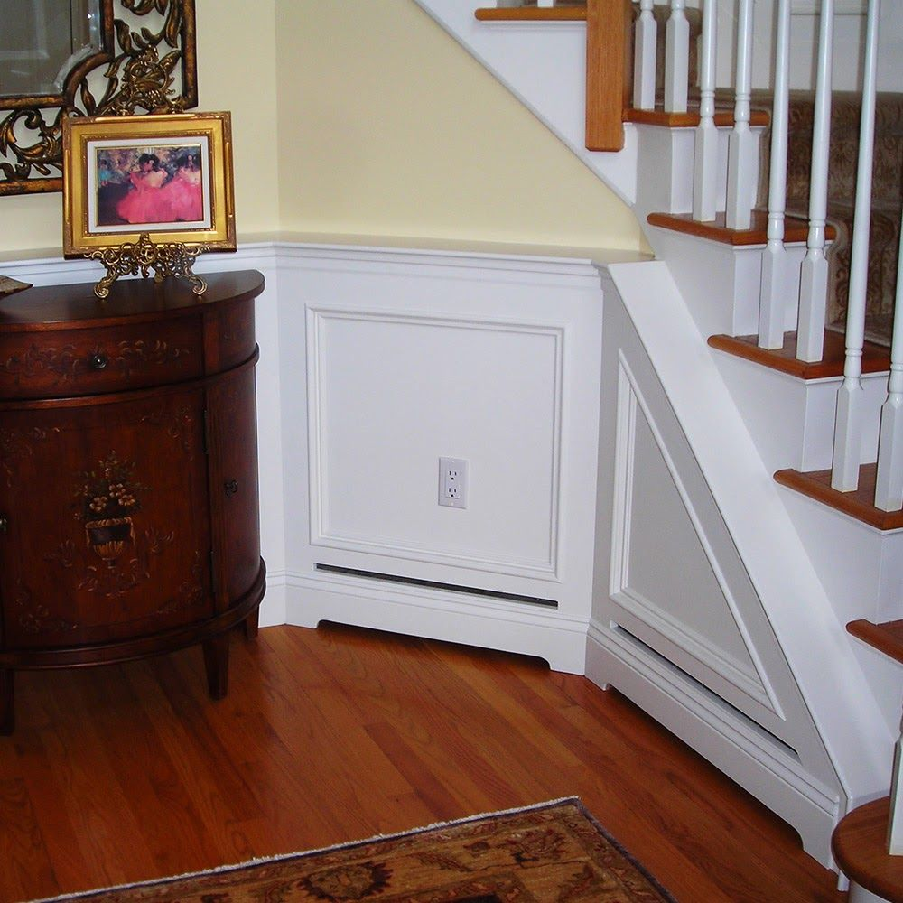 Wainscot Paneling With Images