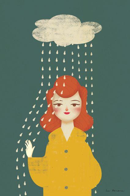Lluvia de La Perera