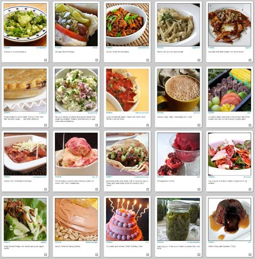 Foodgawker Com If You Are Not Familiar With This Site Get Familiar Recipes Galore Food Obsession Good Food Recipe Sites