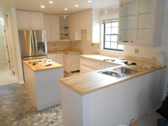 How Much To Install Kitchen Cabinets | Installing kitchen ...