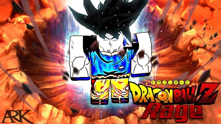 3 Goku Boss Dragon Ball Rage Roblox Dragon Ball Dragon Rage