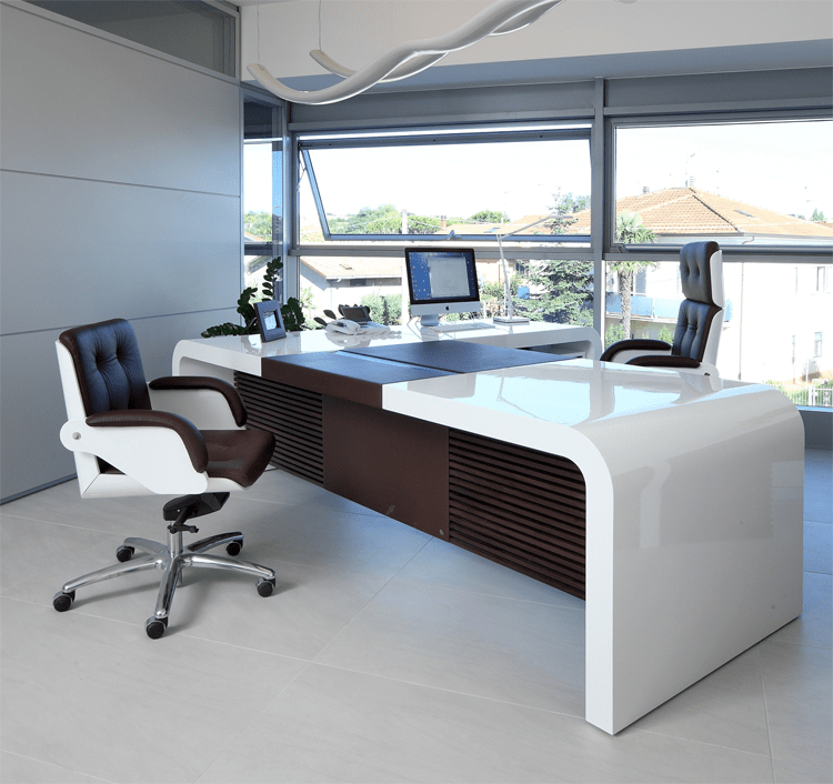 Office Desks Designs | Office desk designs, Office table design