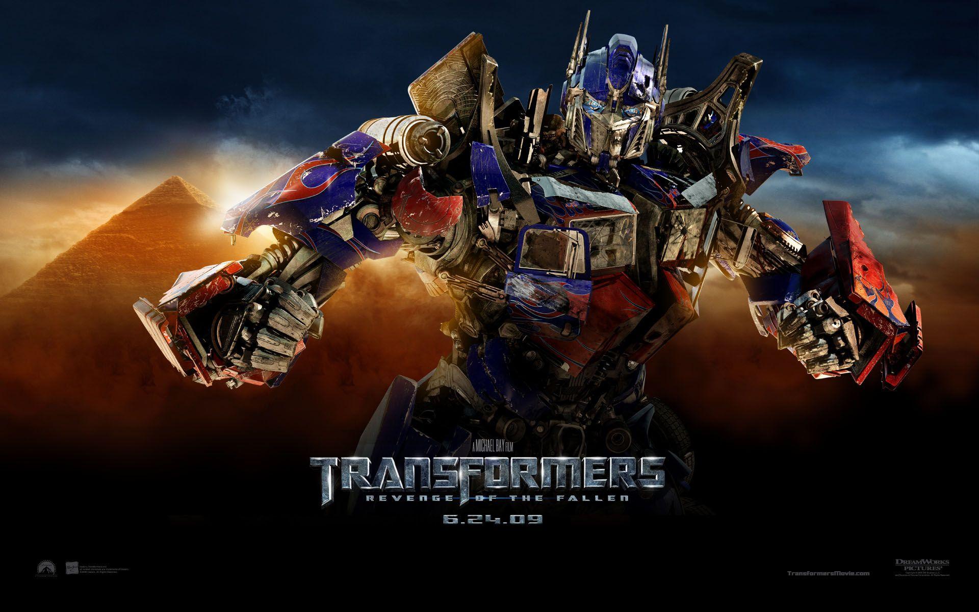 Transformers Revenge Of The Fallen Wallpaper Transformers
