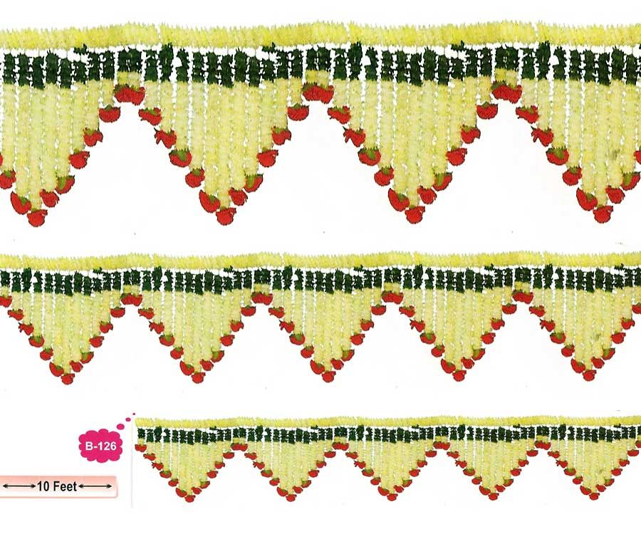 indian flower garlands decoration - Google Search