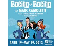 Boeing Boeing by Marc Camoletti - Seattle Rep Saw 5/17/2013 -- Loved It!!!