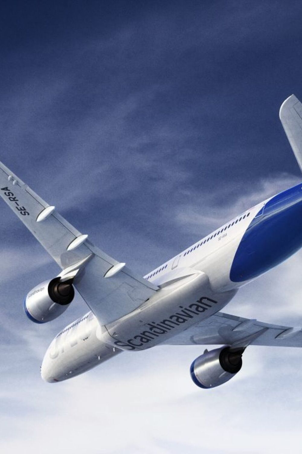 Sas Scandinavian Airlines New Livery Unveiled Captainjetson In 2020 Sas Airlines Sas Scandinavian