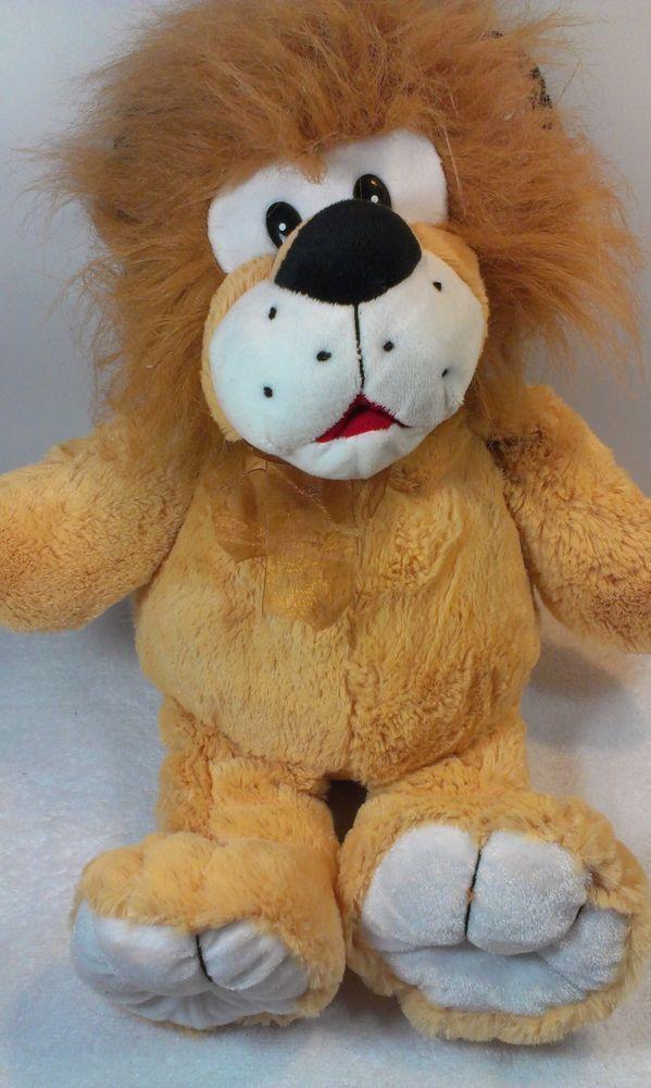 Kelly Toy Soft Plush Lion Stuffed Animal Jungle Cat 18\