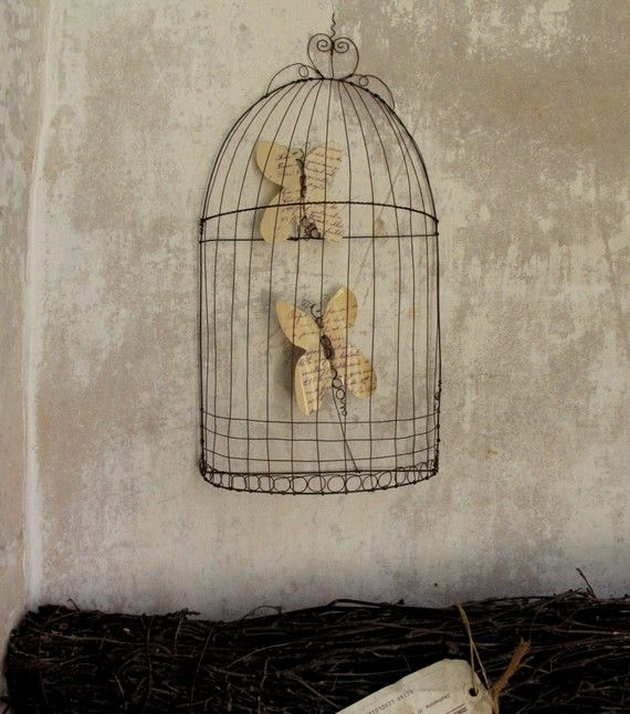 how to build a butterfly cage