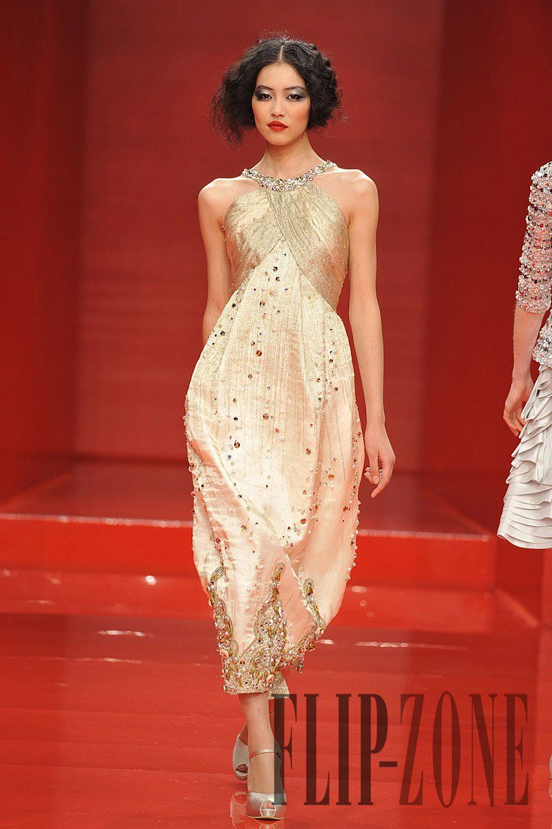 Georges Hobeika Automne-hiver 2008-2009 - Haute couture