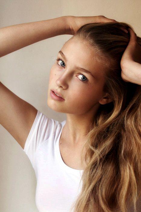 Dutch teen models