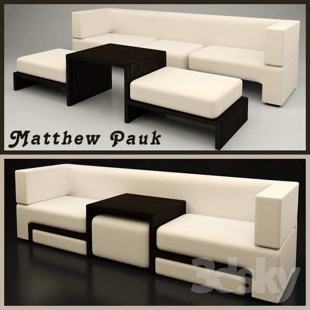 Sofa Convertible Slot