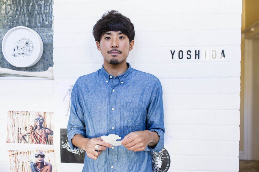 KENTARO YOSHIDA: ILLUSTRATOR: SYDNEY