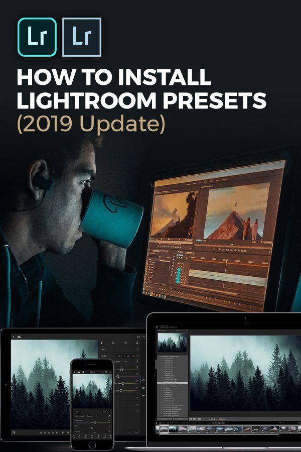 Lightroom classic cc update
