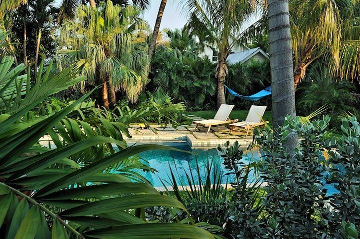 Key West garden design by Craig Reynolds