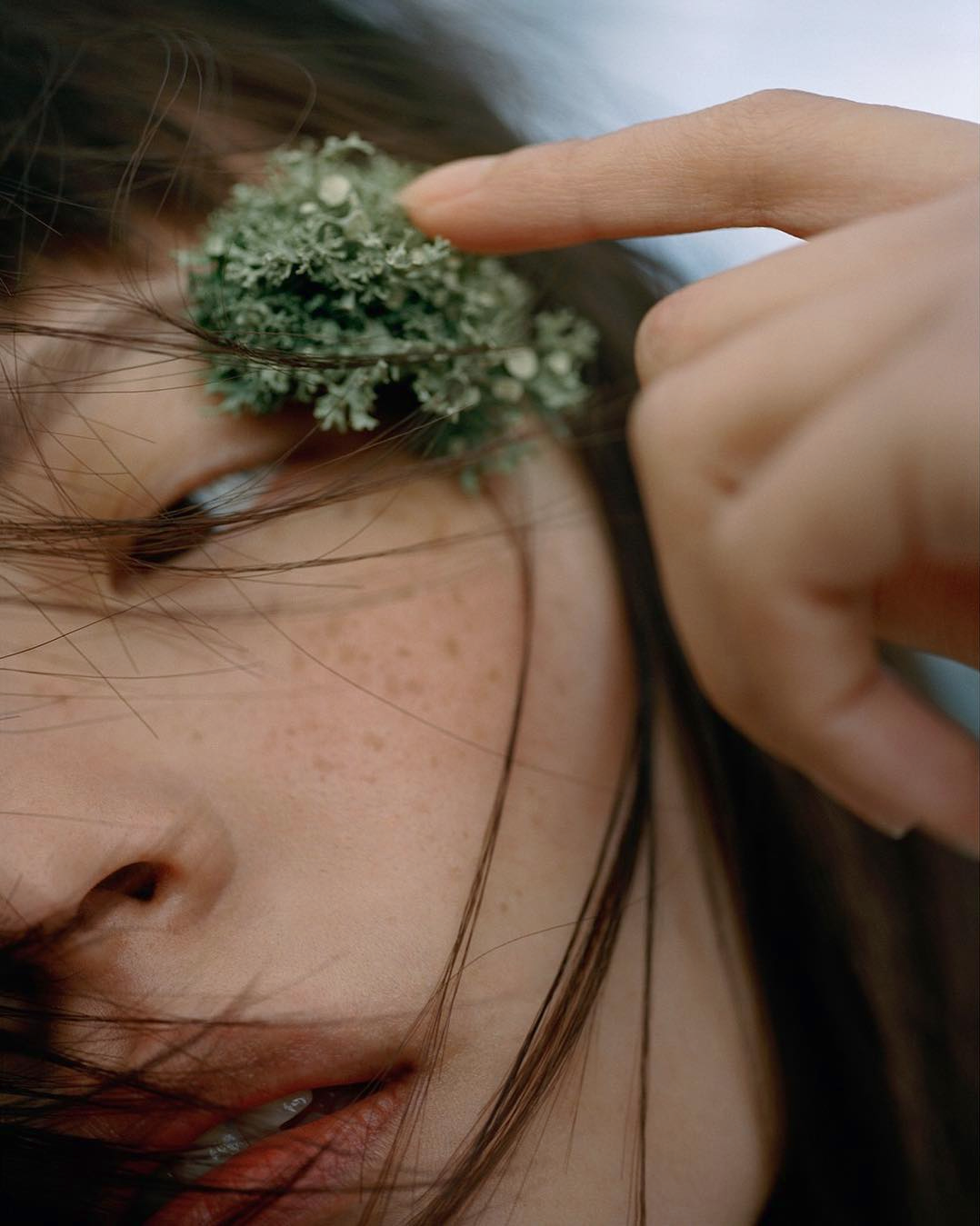 Chen Xue photographed by Vicki King