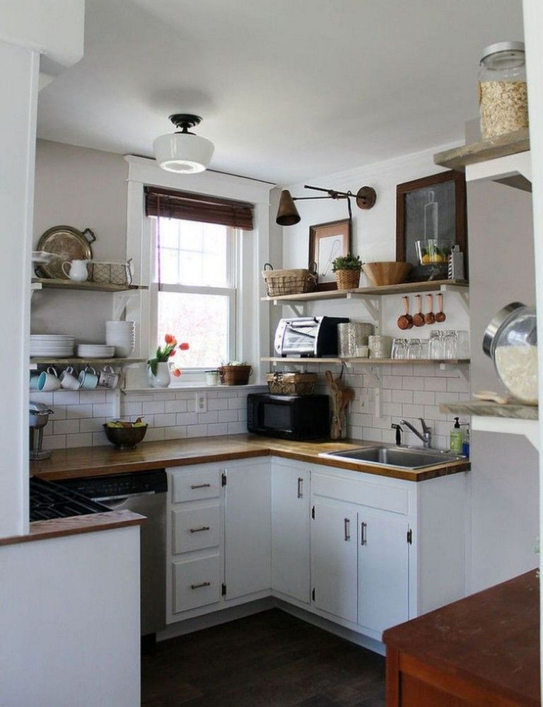 44+ Simple Kitchen Renovations On a Budget For Best Kitchen