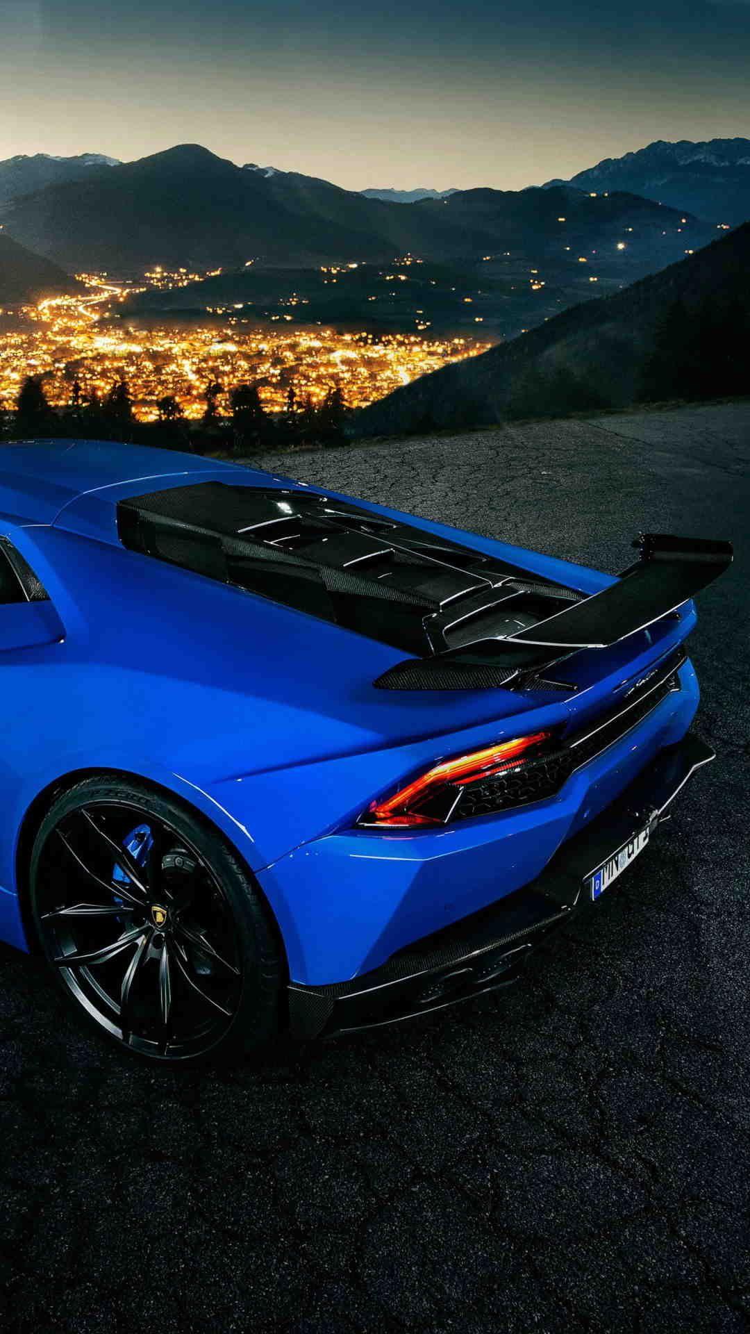 Image Of Lamborghini-Huracan-Wallpaper-for-iPhone-6-Plus