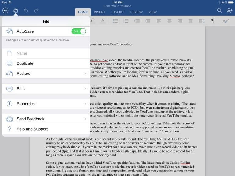 How to print (nearly) anything in iOS 8 Ios 8, Youtube