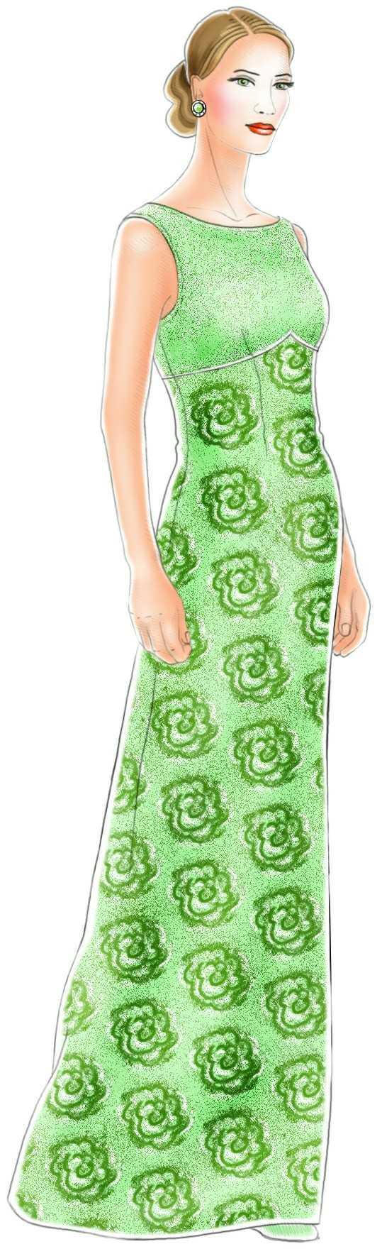 Free wedding dress catalogs  Long Dress  Lekala Fashion Illustration  Pinterest  Sewing