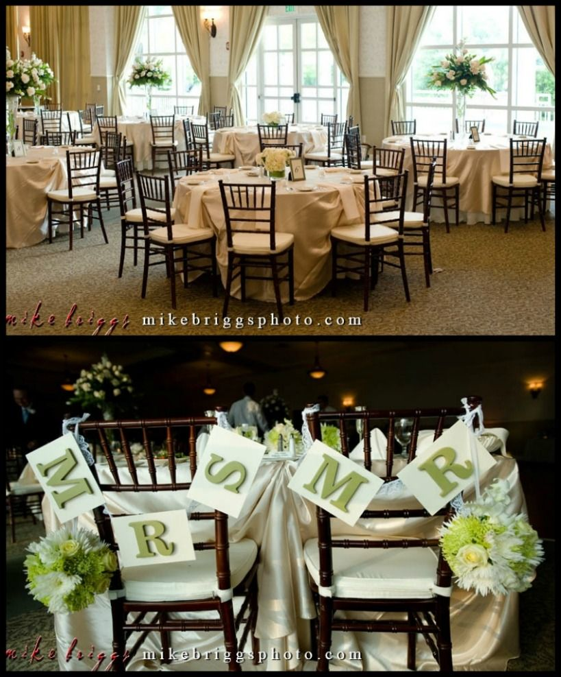 Mahogany Chiavari Chairs By A Chair Affair For Lake Mary Events