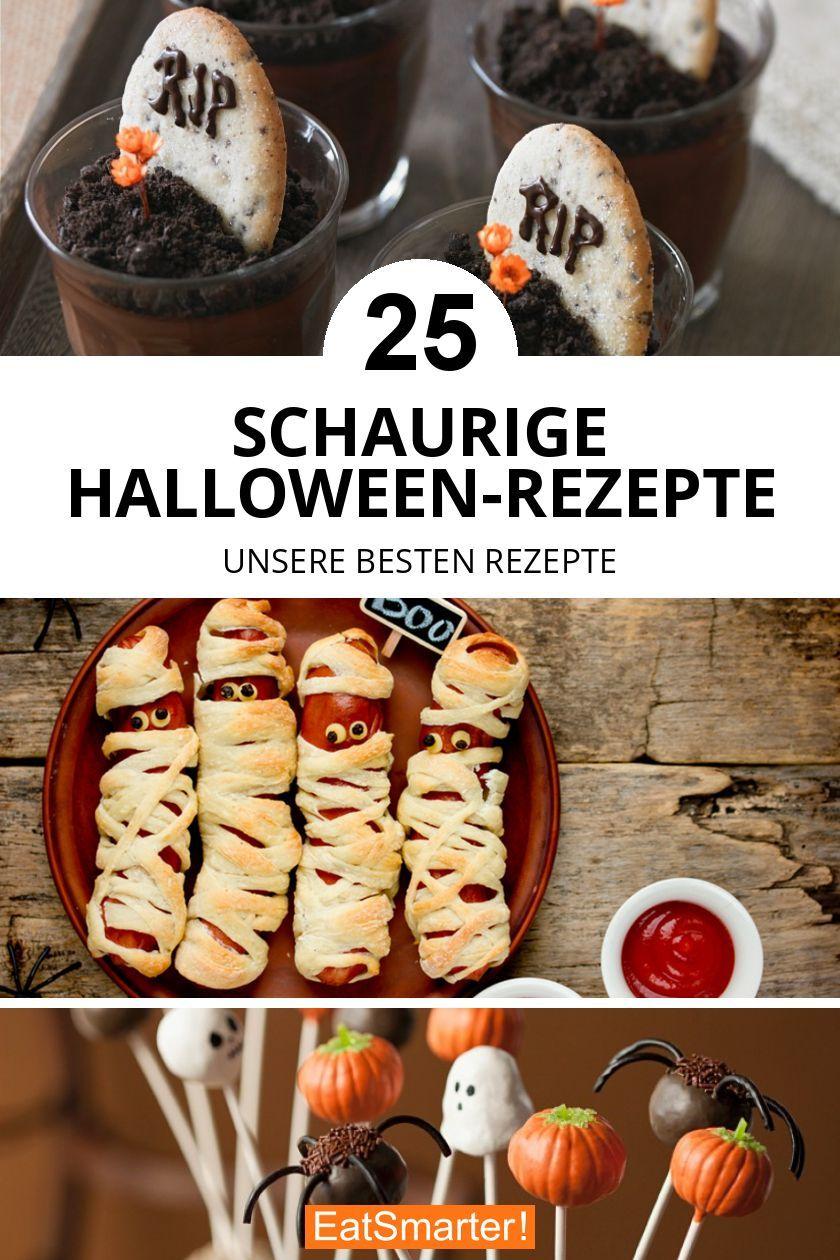 Unsere besten Halloween-Rezepte