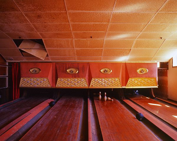 Lodge Welcome To Night Vale Night Vale Bowling