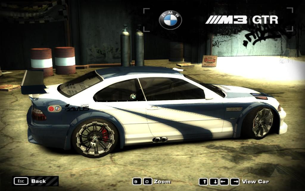 Bmw M3 Gtr Street At The Need For Speed Wiki Need For Speed Series