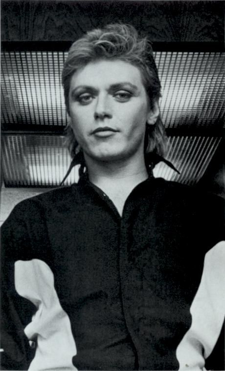 Benjamin Orr, circa 1984; from FROZEN FIRE: THE STORY OF ... - photo#28