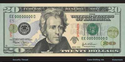 Fake Money How To Tell