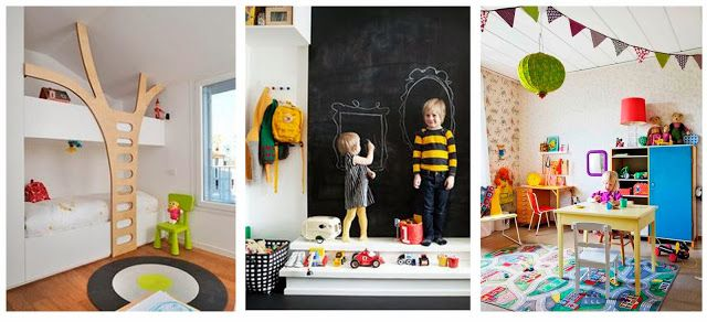 DESIGN CRAFT: Kids Room/ Camera dei Bambini