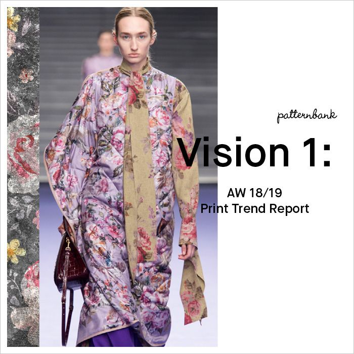 PRINT TREND REPORT . AW 2018/19
