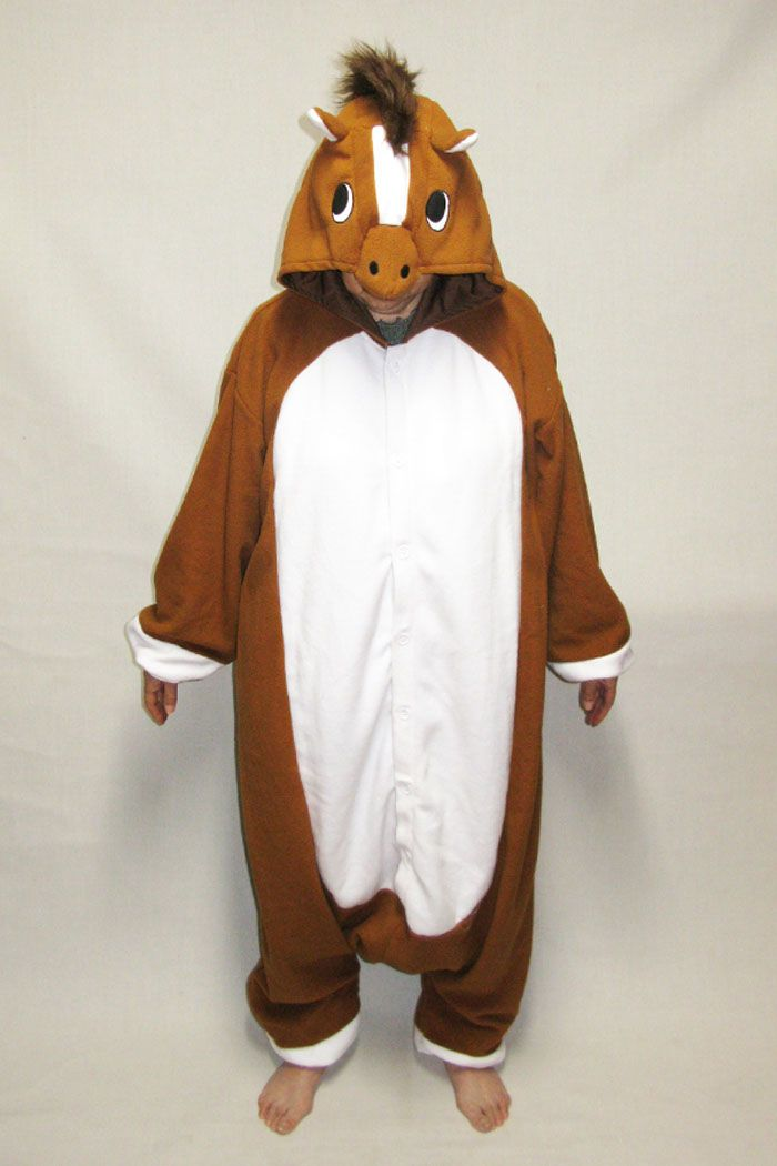 a51e1aec5bab Brown horse kigurumi. Find this Pin and more on kigurumi animal onesies ...