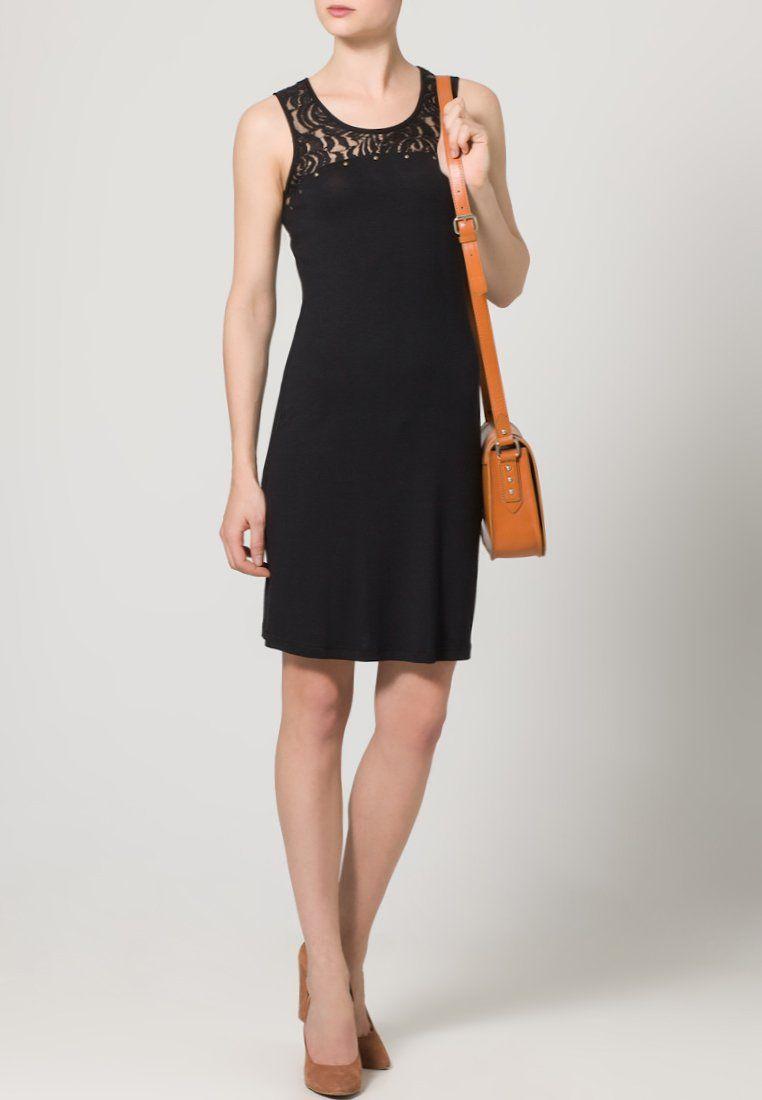 Anna Field Vestido de algodón - negro - Zalando.es 34.95e