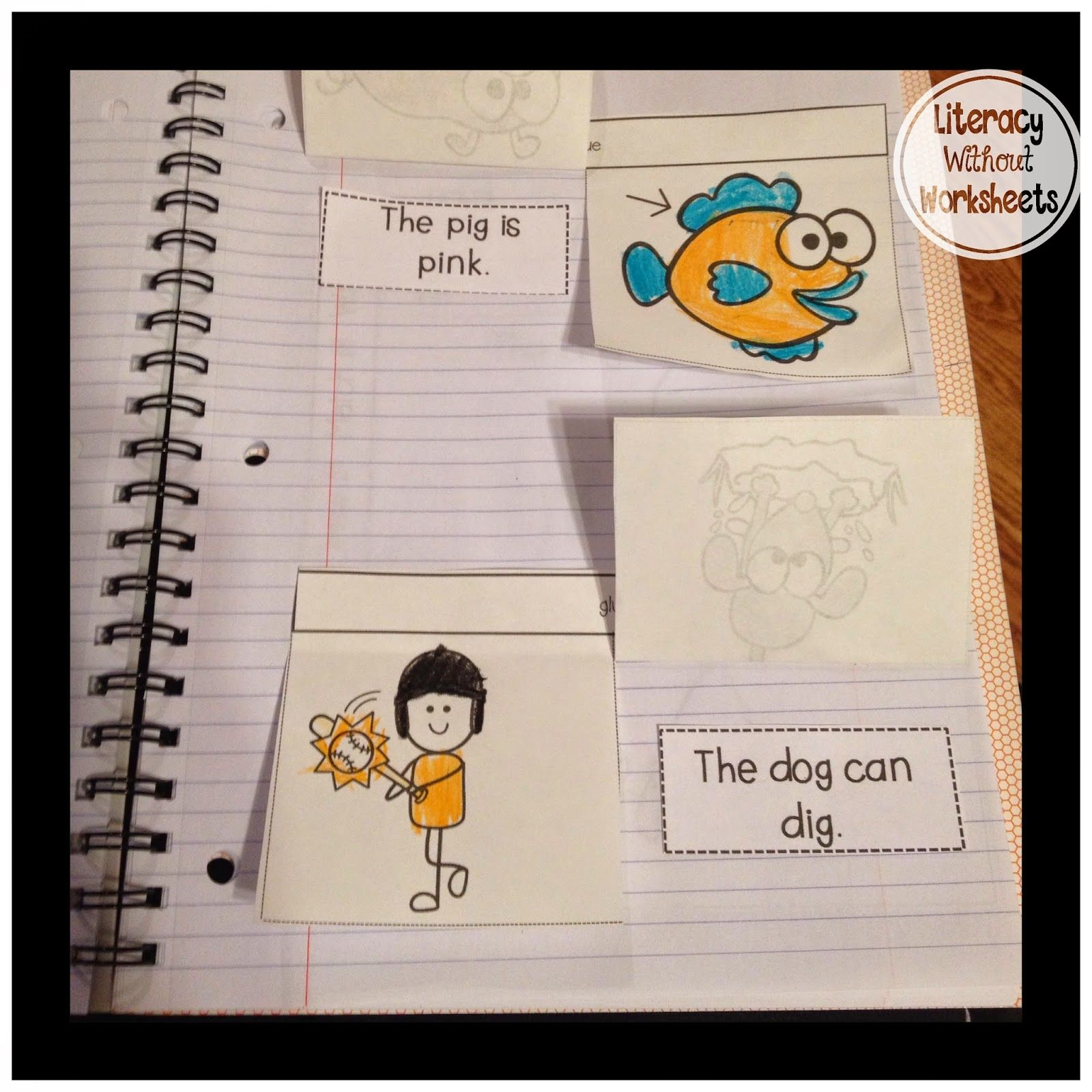 Perfect For Sight Word Practice Interactive Notebooks To
