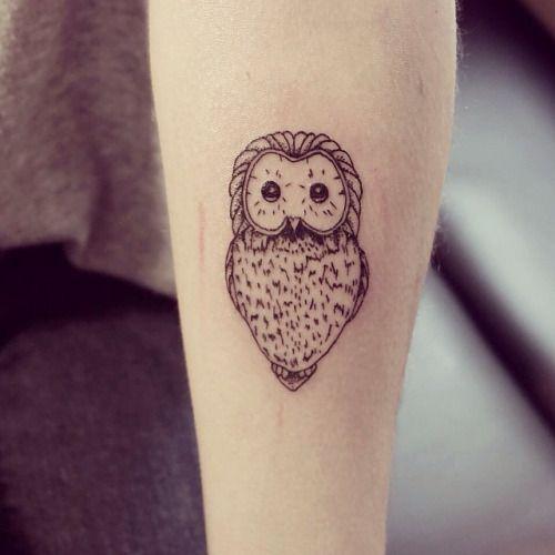 Pour Lorelei Tattoo Cheyenne Owltattoo Owl Blxckink