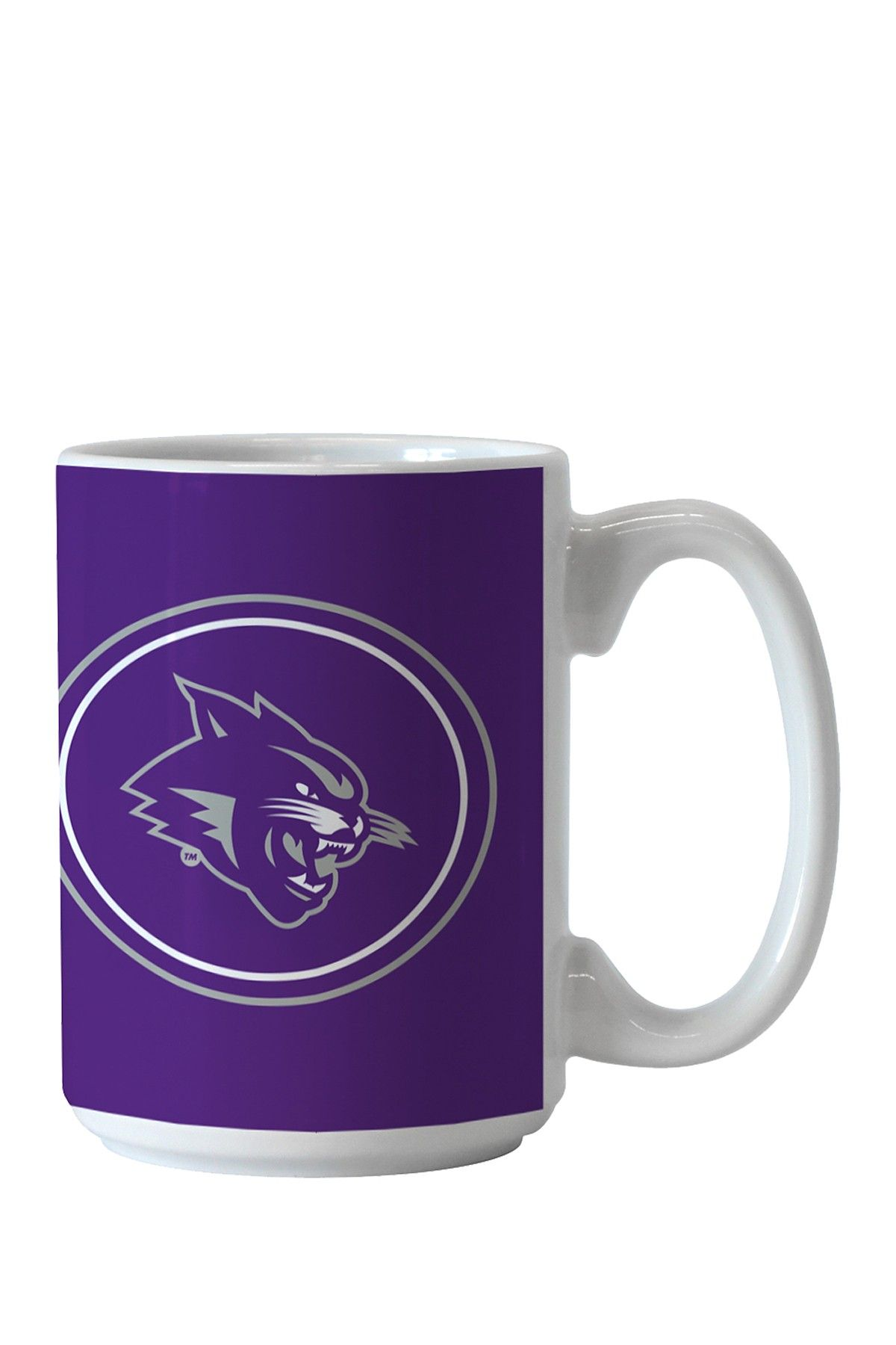 NCAA Abiline Christ 14 oz. Warm Up Mug