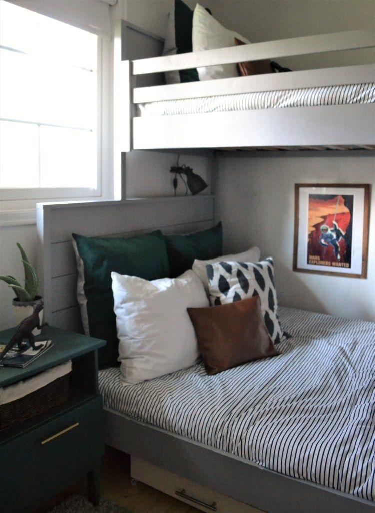 Bunk Bed Tutorial – Grace & Valiant