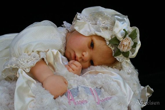 Indra--Reborn Resin Doll