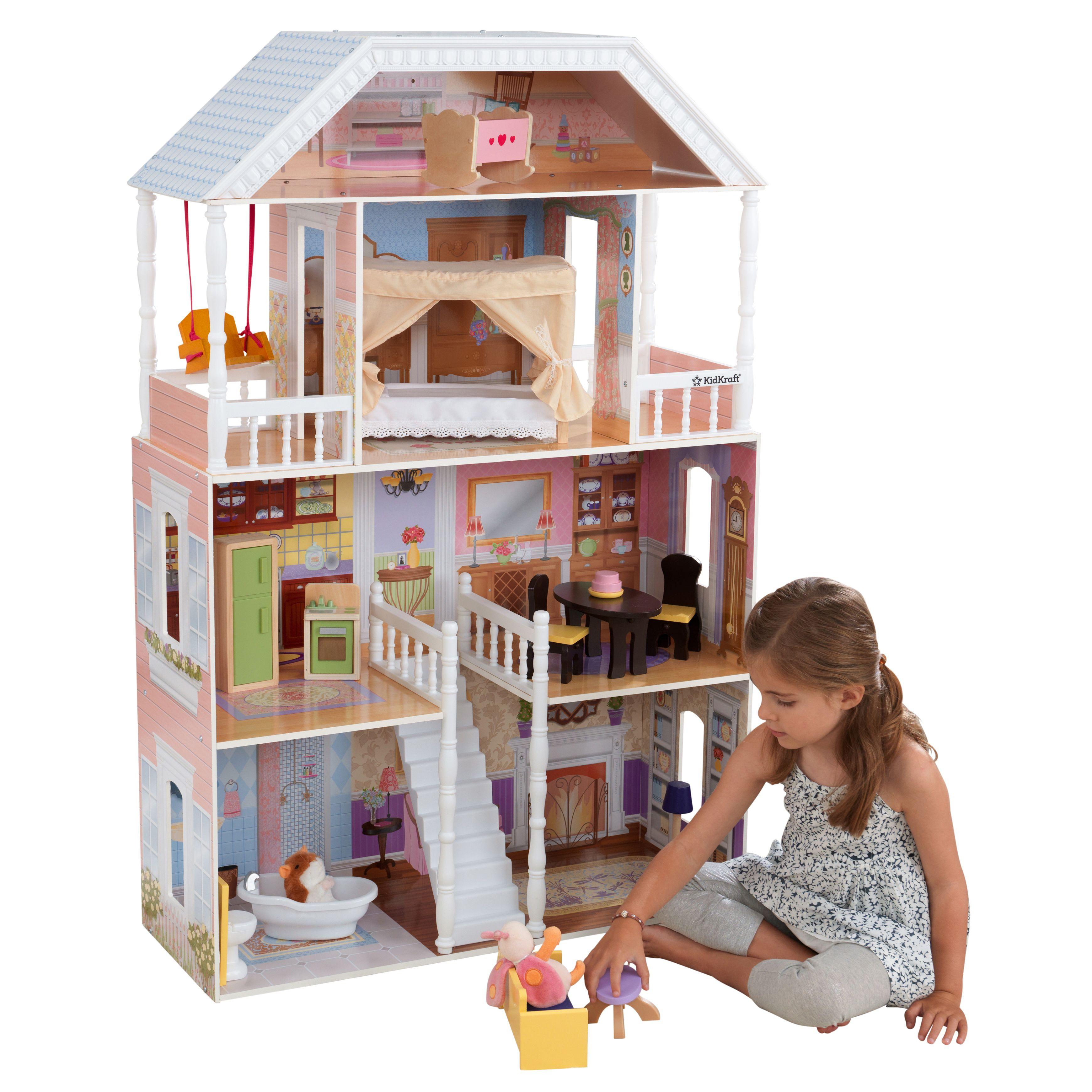 Barbie Dream House Dollhouse Furniture