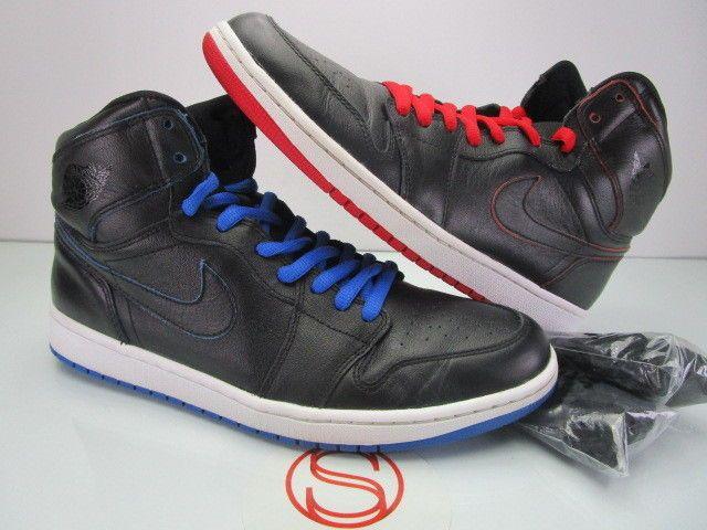 hot sale online bf477 2a748 Details about Nike Air Jordan Retro 1 SB QS Lance Mountain Black Royal Bred  SZ 10.5 653532-002   Jordan