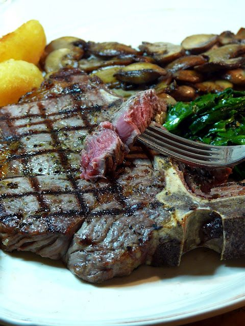 Grilled T-Bone Steaks   Grilled t bone steak, Steak, How to cook beef