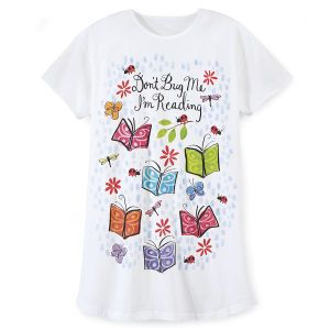 Dont Bug Me Nightshirt - Gifts, Clothing, Jewelry, Home Decor and Home Furnishings - Unique and Affordable Gifts | Potpourri Gift