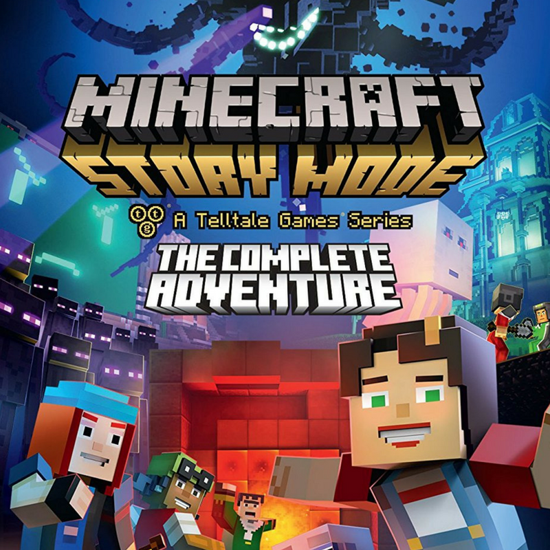 It S Here Minecraft Story Mode The Complete Adventure Makes Its Debut On Nintendo Switch Today Video Game Reviews Adventure Game Reviews