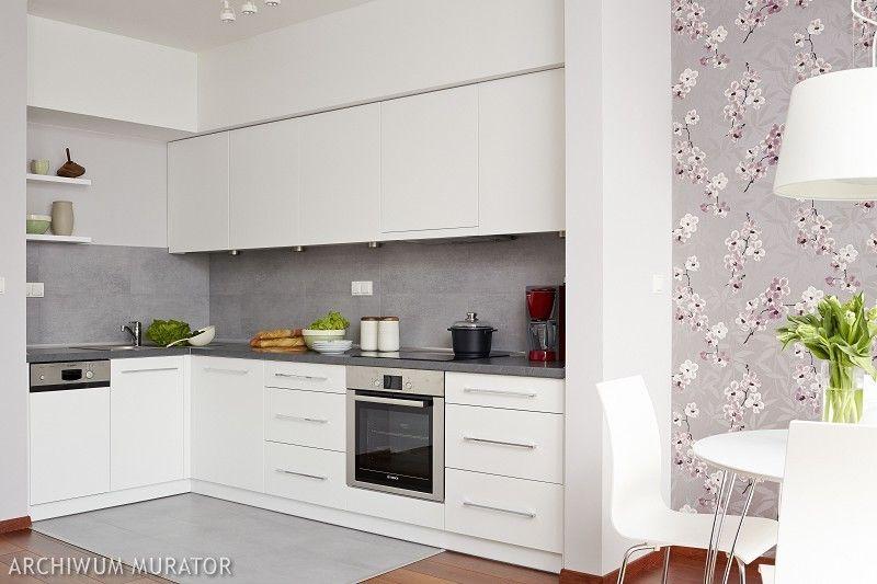 Aranzacja Sciany Nad Blatem W Kuchni Powinna Byc Ladna Ale Takze Zabezpieczac Ja Przed Zabrudzeniem I Zachlapaniem S Interior Inspo Home Decor Pastel Kitchen